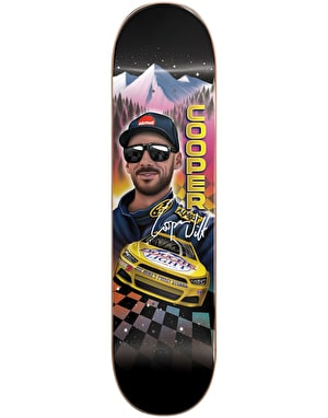Almost Cooper Taladega Skateboard Deck - 8.25