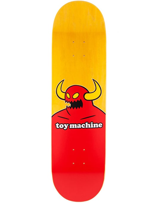 Toy Machine Monster Skateboard Deck - 8.125""