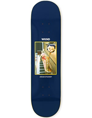 WKND Stuckey Trumpet Boy Skateboard Deck - 8.6