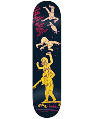 Krooked Sebo Meeters Skateboard Deck - 8.25