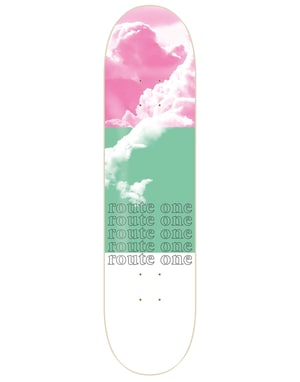 Route One Haze Team Deck - 8.125