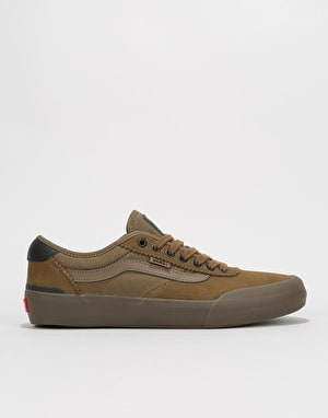 Vans Chima Pro 2 Skate Shoes - Cub/Dark Gum