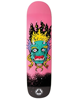 Welcome Old Nick on Bunyip Skateboard Deck - 8