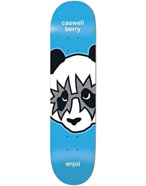 Enjoi Berry Kiss Skateboard Deck - 8.125