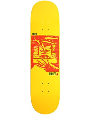 Traffic Adler Watch Skateboard Deck - 8.5