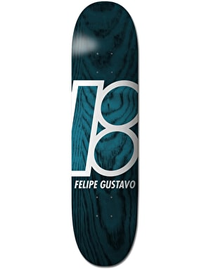 Plan B Felipe Stained Pro.Spec Skateboard Deck - 8
