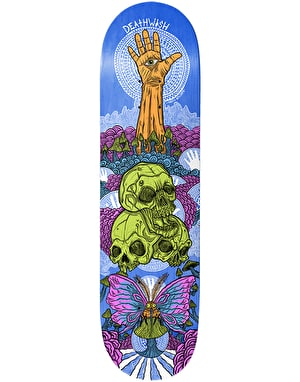 Deathwish Neen Life After Death Skateboard Deck - 8.125