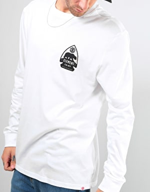 Element Arrow LS T-Shirt - Optic White