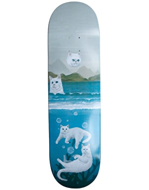 RIPNDIP Unda Da Sea Skateboard Deck - 8.25
