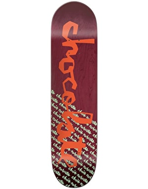 Chocolate Roberts The Original Chunk Skateboard Deck - 8