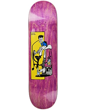 Polar Brady Pizza Oven Skateboard Deck - 8.25