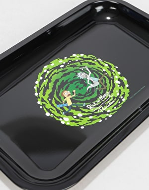 Primitive x Rick & Morty Portal Change Tray - Green