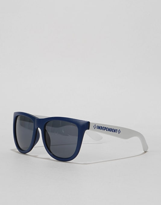 Independent Industry Sunglasses - Royal/White