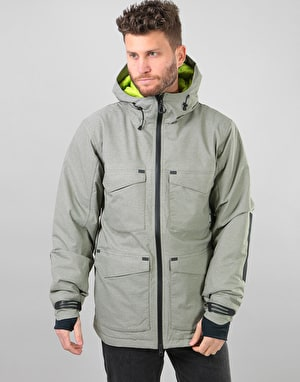 Bonfire Engine 2018 Snowboard Jacket - Pine
