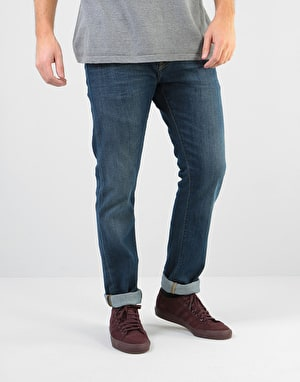 Carhartt Rebel Pant - Blue (Deep Coast Washed)