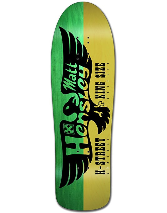 H-Street Hensley King Size Eagle Reissue Skateboard Deck - 9.75""