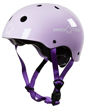 Pro-Tec Junior Classic Helmet - Gloss Purple