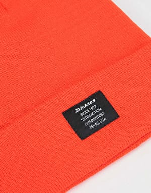 Dickies Edgeworth Beanie - Orange