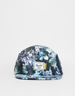 Herschel Supply Co. x Hoffman Glendale 5 Panel Cap - Winter Floral