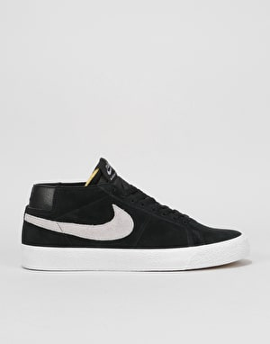 Nike SB Zoom Blazer Chukka Skate Shoes - Black/Atmosphere Grey