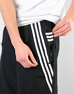 Adidas Riding 2019 Snowboard Pants - Black/White