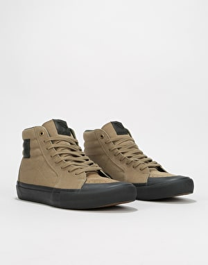 Vans Sk8-Hi Pro Skate Shoes - (Dakota Roche) Covert Green/Black