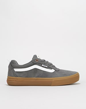 Vans Kyle Walker Pro Skate Shoes - Pewter/Light Gum