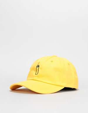 Route One Flames Cap - Yellow