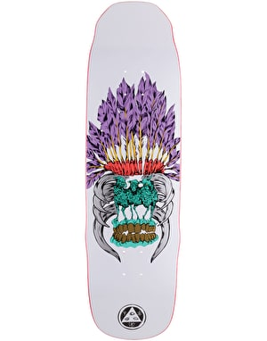 Welcome Sheep of a Feather on Sledgehammer Skateboard Deck - 9