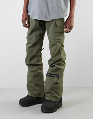 Sessions Squadron 2019 Snowboard Pants - Green