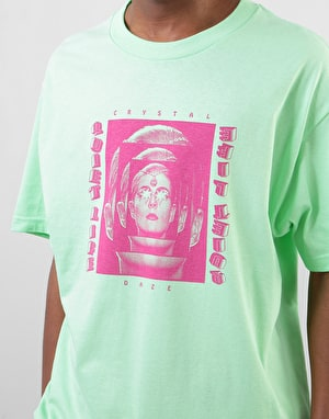 The Quiet Life Crystal Daze T-Shirt - Mint