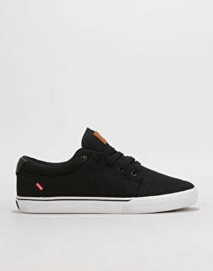 Globe GS Skate Shoes - Black Hemp