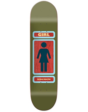 Girl Malto '93 Til Skateboard Deck - 8.125