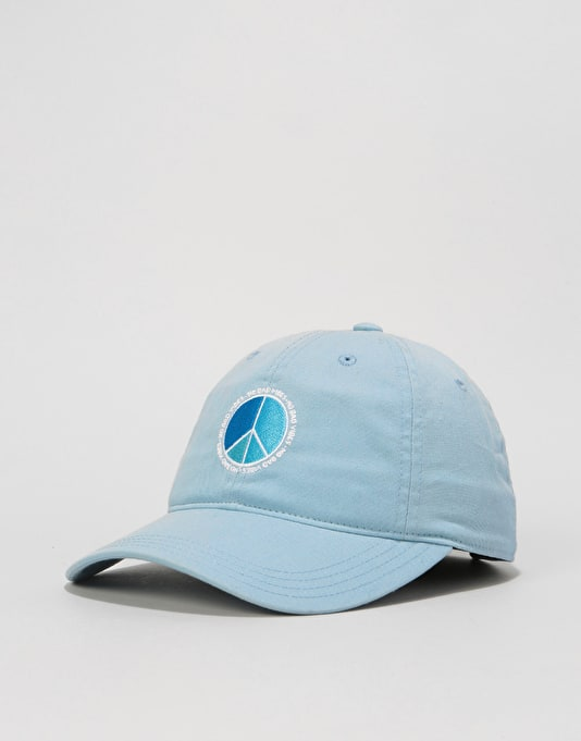 Route One Vibes Cap - Light Blue