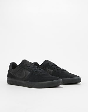 Nike SB Team Classic Skate Shoes - Black/Black-Anthracite