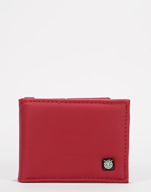 Element Segur Wallet - Napa Red