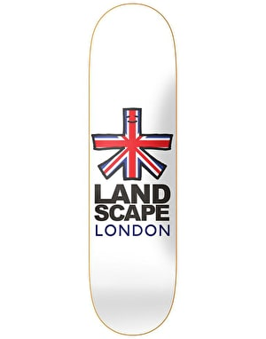 Landscape London Cities Skateboard Deck - 8.375