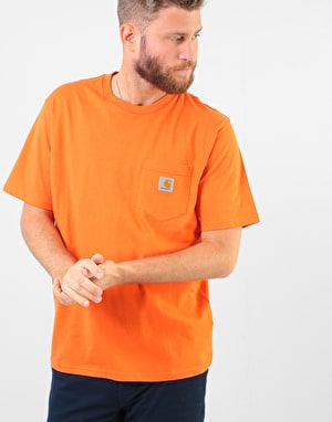 Carhartt Pocket T-Shirt - Pepper