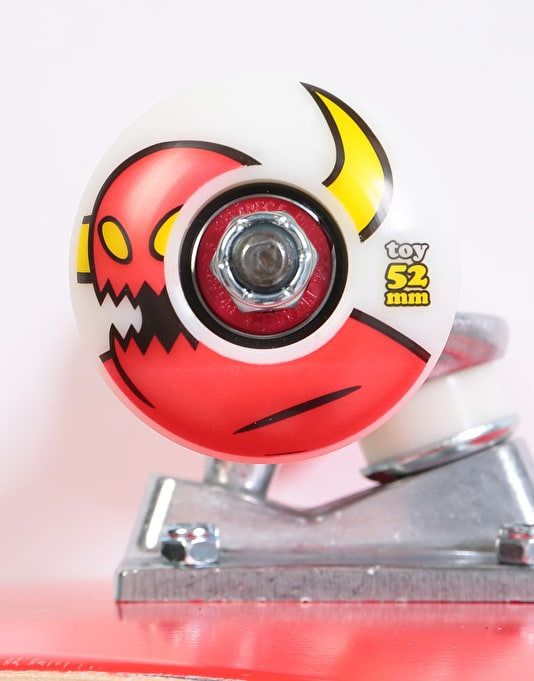 Toy Machine Monster Complete Skateboard - 8""