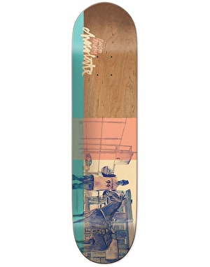 Chocolate Tershy City Cowboys Pro Deck - 8.5