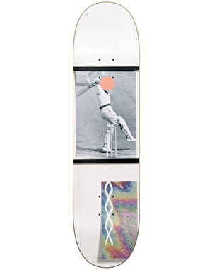 Isle Jones Sports & Leisure Skateboard Deck - 8.375
