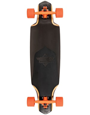 Dusters Channel Black Prism Longboard - 34
