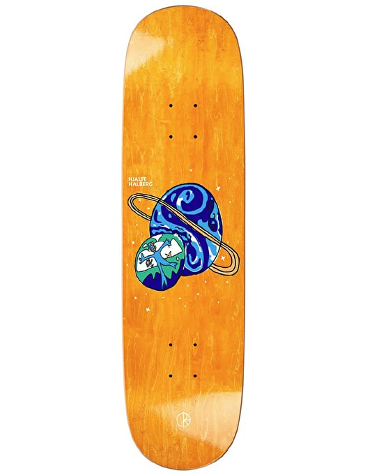 Polar Halberg Planet Emile Skateboard Deck - 8.5""