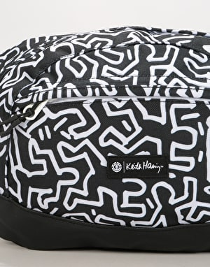Element Keith Haring Cross Body Bag - Black