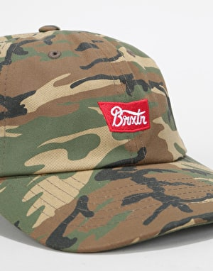 Brixton Stith Low Profile Cap - Camo