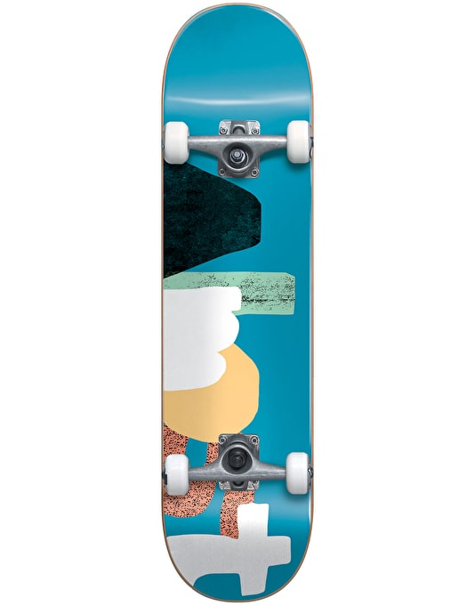 """Almost Organic Complete Skateboard - 8"""""""