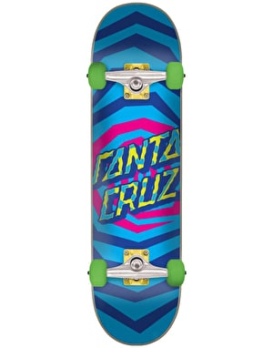 Santa Cruz Illusion Dot Complete Skateboard - 7.8