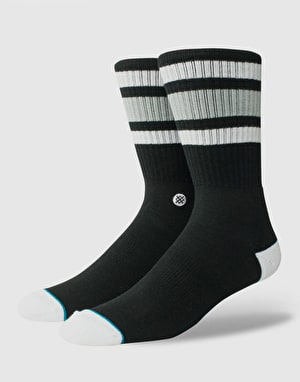 Stance Boyd 4 Classic Crew Socks - Black