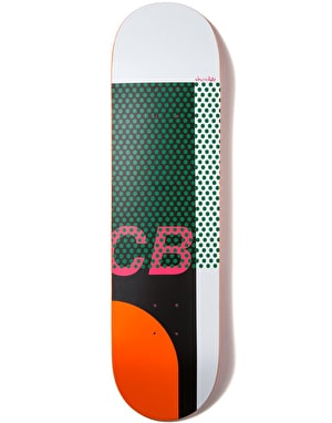 Chocolate Brenes Neu Phase Skateboard Deck - 8.25