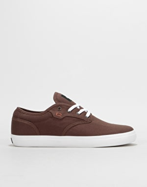 Globe Motley Skate Shoes - Chestnut
